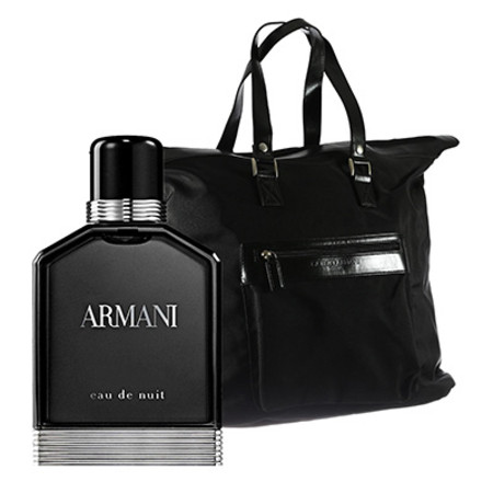 Giorgio Armani Eau de Nuit Men EDT Spray 50ml With Free Gift