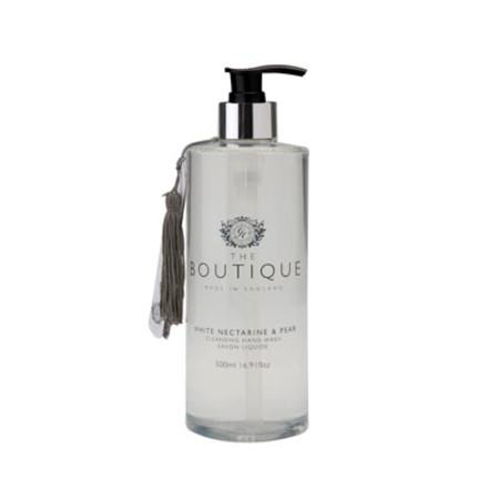 Grace Cole Boutique White Nectarine & Pear Hand Wash 500ml