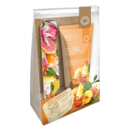 Grace Cole Fruit Works Handcare Duo Peach & Pear