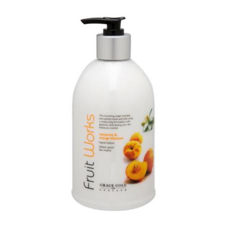 Grace Cole Fruit Works Nectarine & Orange Hand Lotion 500ml