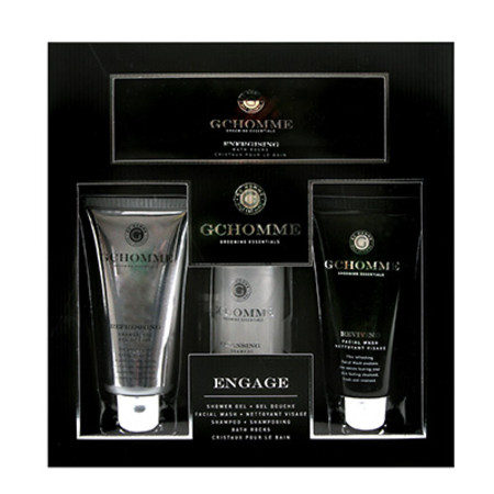 Grace Cole Homme Engage Gift Set 100ml