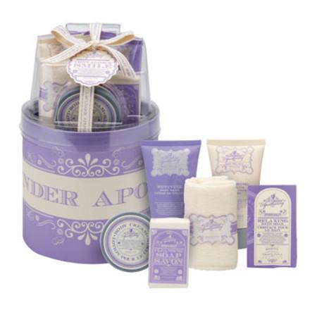 Grace Cole Lavender Apothecary Contagious Smile Gift Set