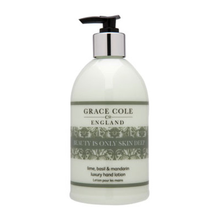 Grace Cole Lime Basil & Mandarin Hand Lotion 500ml