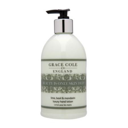 Grace Cole Lime Basil & Mandarin Hand Lotion 500ml