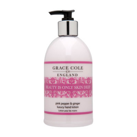 Grace Cole Pink Pepper & Ginger Hand Lotion 500ml