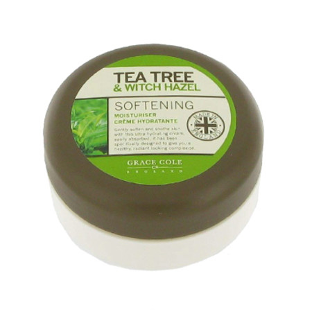 Grace Cole Tea Tree & Witchazel Moisturiser 50ml