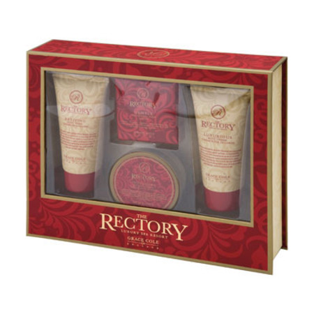 Grace Cole The Rectory Relaxation Ritual Gift Set
