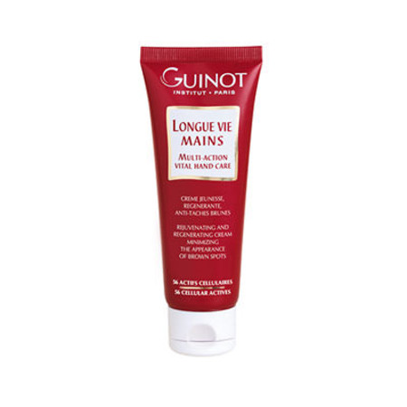Guinot Longue Vie Mains Multi Action Vital Hand Care 75ml