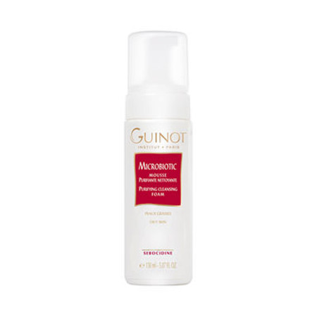 Guinot Microbiotic Mousse Visage Purifying Cleasing Foam