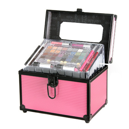 Guylond Cosmetics Gift Set Pink Box