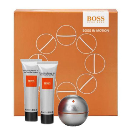 Hugo Boss In Motion White Edition Gift Set 40ml