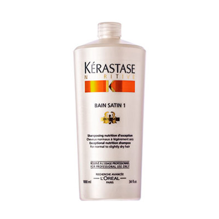 Kerastase Bain Satin 1 Shampoo 1000ml