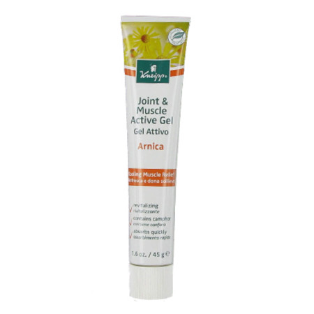 Kneipp Arnica Joint & Muscle Active Gel 45g