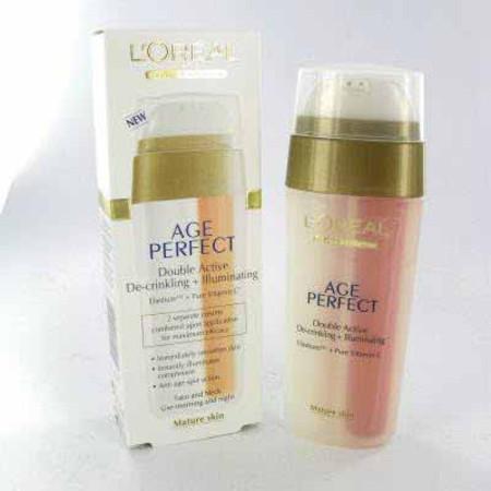 L'Oreal Age Perfect Crinkling & Illuminating Cream 30ml