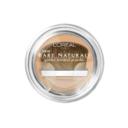 L'Oreal Bare Natural Gentle Mineral Powder