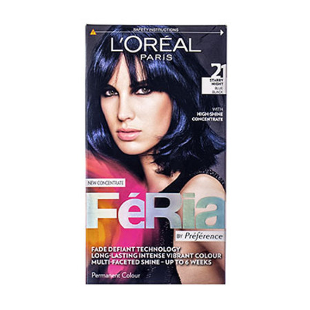 L'Oreal Feria By Preference Gel Hair Colour 60ml