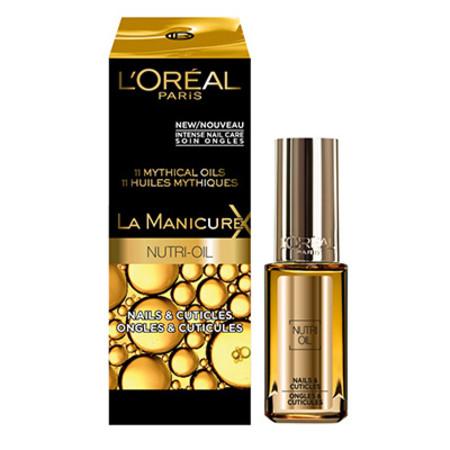 L'Oreal LA Manicure Nutri Oil For Nails & Cuticles 5ml
