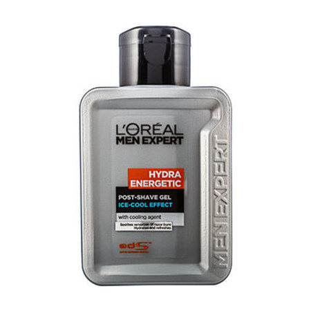 L'Oreal Men Expert Hydra Energetic Post Shave Gel 100ml