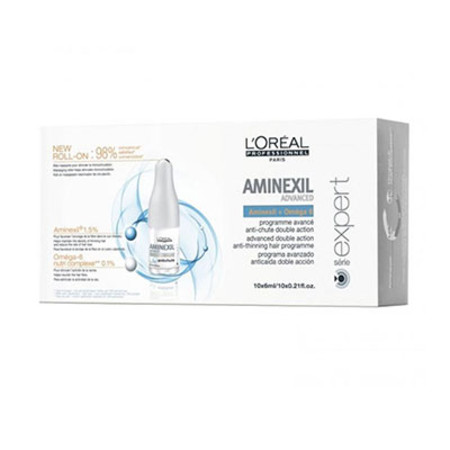 L'Oreal Professional Aminexil Advanced Roll On 10x6ml
