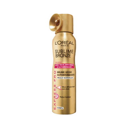 L'Oreal Sublime Bronze Express Pro Self Tanning Dry Mist