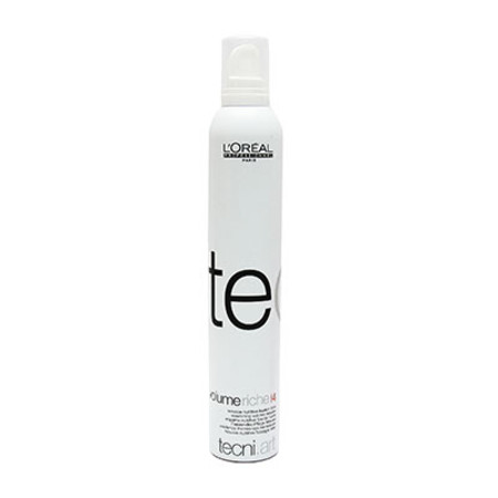 L'Oreal Tecni Art Nourishing Volume Mousse 400ml