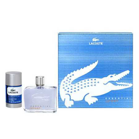 Lacoste Essential Sport Gift Set 125ml