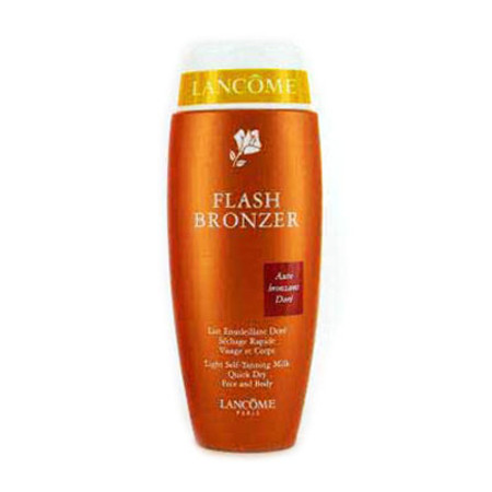 Lancome Soleil Flash Bronzer Light Self Tanning Milk 150ml