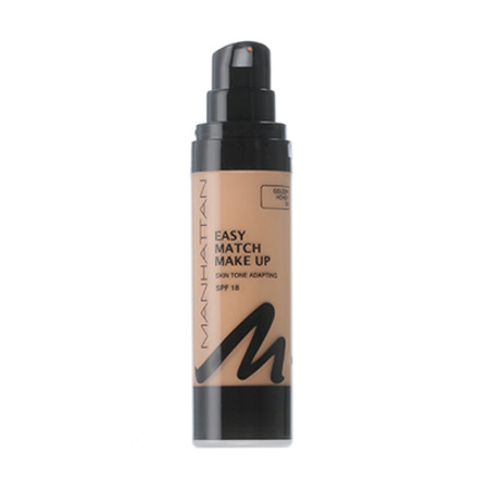 Manhattan Easy Match Make Up Foundation 27g