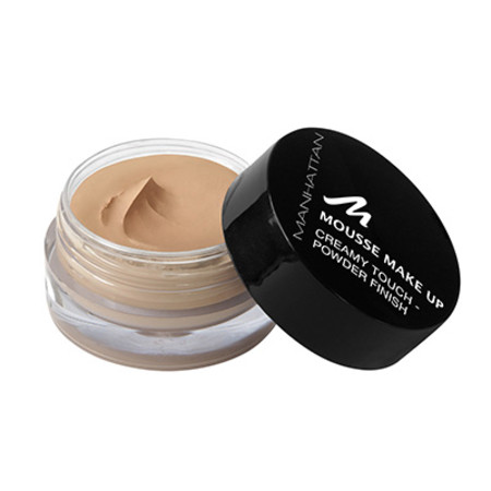 Manhattan Mousse Creamy Touch Make Up 18g