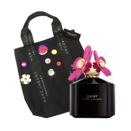 Marc Jacobs Daisy Hot Pink EDP Spray 100ml With Free Gift