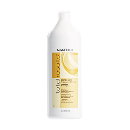 Matrix Total Results Blonde Care Shampoo 1Litre