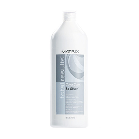 Matrix Total Results Colour Care So Silver Shampoo 1000ml