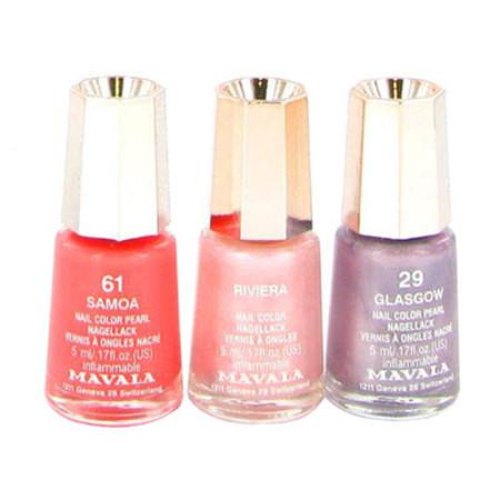 Mavala Colours Trio 3 x 5ml