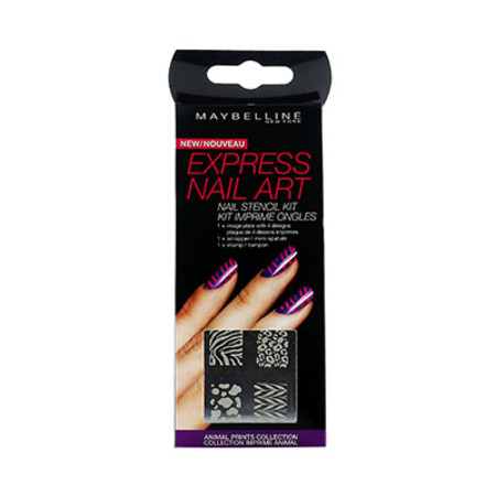 Maybelline Express Nail Art Stencil Kit