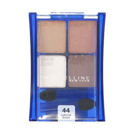 Maybelline Eyeshadow Quad 4.8g