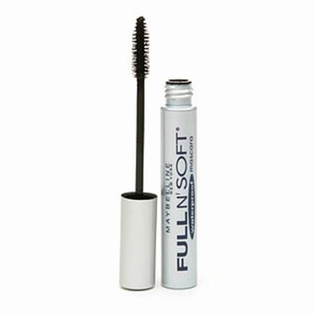 Maybelline Full 'N' Soft Waterproof Mascara 8.2ml