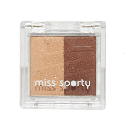 Miss Sporty Duo Eyeshadow