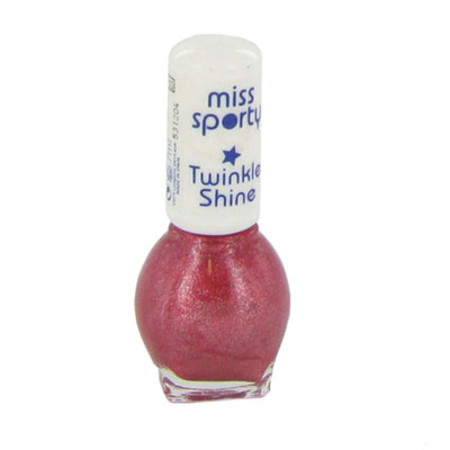 Miss Sporty Twinkle Shine Nail Polish 7ml