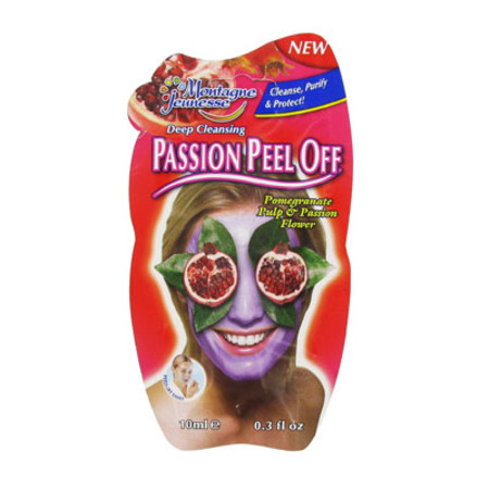 Montagne Jeunesse Face Masque Passion Peel Off