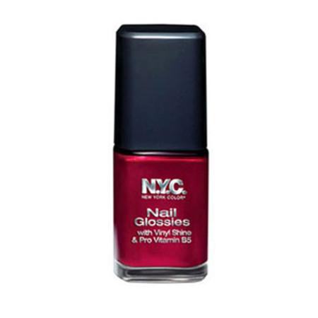 NYC Nail Polish Nail Glossies 13.3ml