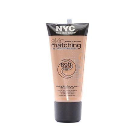 NYC Skin Matching Foundation 30ml
