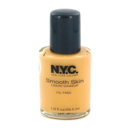 NYC Smooth Skin Liquid Foundation 29.5ml