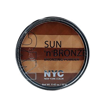 NYC Sun 'n' Bronze Bronzing Powder 12g