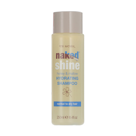 Naked Shine Hydrating Shampoo Normal to Dry Hair 250ml