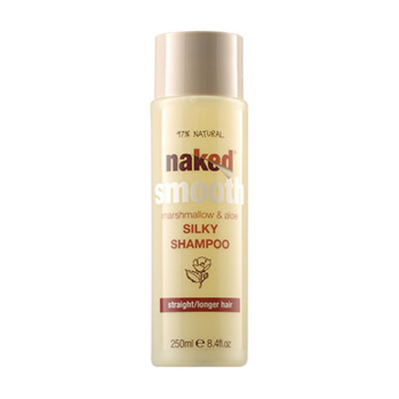 Naked Silky Smooth Straight Shampoo 250ml
