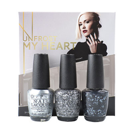 OPI Gwen Stefani For OPI Unfrost My Heart Gift Set