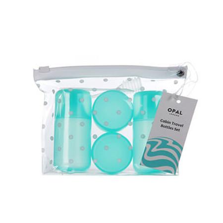 Opal Crafts Small Cabin Travel Bottle Set Sage