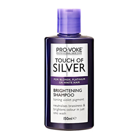 PRO:VOKE Touch Of Silver Brightening Shampoo 150ml
