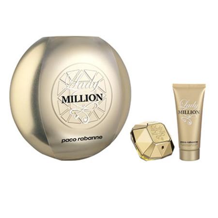 Paco Rabanne Lady Million Coffret Gift Set 50ml