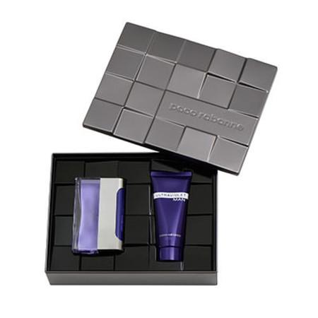 Paco Rabanne Ultraviolet Man Gift Set 50ml